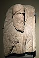 Relief of a saint, 1125-1150, exh. Benedictines NG Prague, 150617.jpg