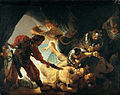 Rembrandt Harmensz. van Rijn - The Blinding of Samson - Google Art Project.jpg