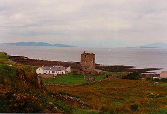Renvyle - Renvyle Castle