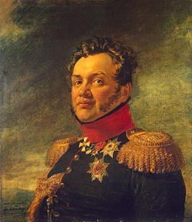 Nikolaj Grigorʹevič Repnin-Volkonskij