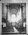 reproductie interieur in st.nic.kerk - amsterdam - 20013628 - rce