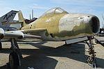 Republic F-84F Thunderstreak (possibly 51-1378) (26734328796).jpg