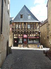 Restaurant Le Nez De Cochon St Georges Des Gardes