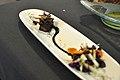 Restaurant Lluçanès Kalvekød med svampe og portvinssauce (4253977435).jpg