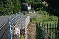 Restored fence - geograph.org.uk - 842346.jpg