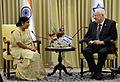 Reuven Rivlin with Sushma Swaraj in Israel (1).jpg