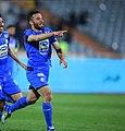Reza karimi, Esteghlal FC vs Esteghlal Khouzestan FC, 1 May 2019.jpg