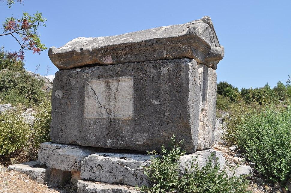 Rhodiapolis Sarkophag