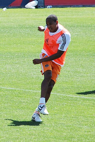 Ricardo Clark - Clark is second in Dynamo history in games played, behind only Brad Davis