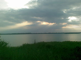 Supiy River river in Ukraine