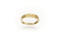 Ring från 400-talet av guld med tre åsar, ändarna avsmalnande och omvikta - Skoklosters slott - 92278.tif