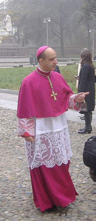 Pontifical Council for Promoting the New Evangelization - Archbishop Fisichella, 2006.