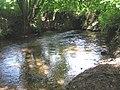River Glaven flowing north under footpath - geograph.org.uk - 515758.jpg