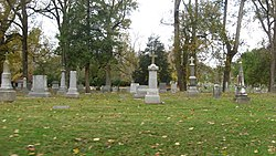 River View Cemetery graves.jpg
