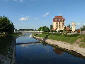 River Vuko in Vukovar.JPG