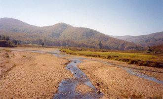 Aileu Municipality - River in Aileu
