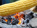 Roasting of Maize - stage 1.JPG