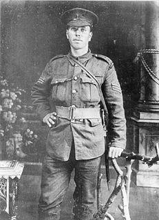 Robert Bye Recipient of the Victoria Cross