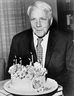 Robert Frost Birthday