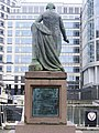 Robert Milligan d 1809. Statue ,E14, with it's (sic) extra apostrophe.jpg
