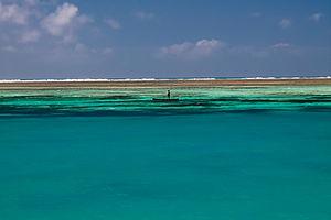 Malindi - Image: Robinson Island Kenya