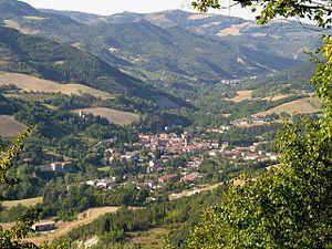 Rocca San Casciano - Image: Rocca san casciano