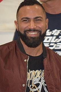 Rocky Romero American professional wrestler