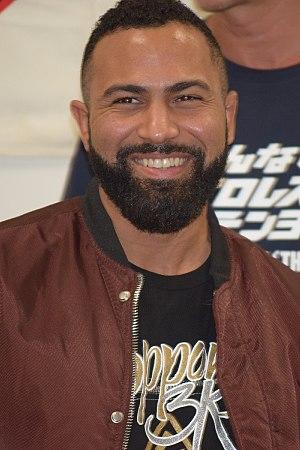 Rocky Romero - Romero in November 2017