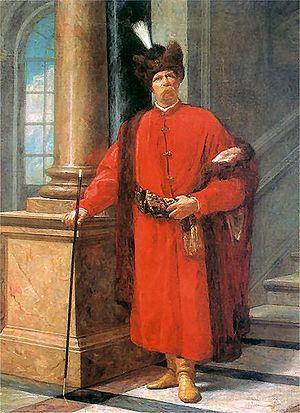 Henryk Rodakowski - Image: Rodakowski Henryk.Marszalek.185 9