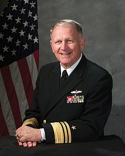 retired Vice Admiral of the United States Navy