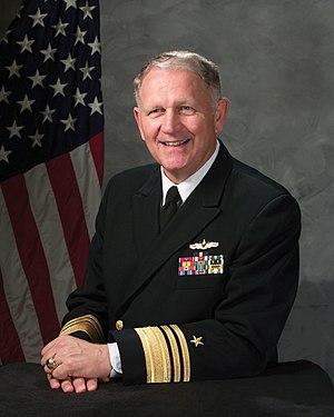 Rodney P. Rempt - Vice Admiral Rodney P. Rempt