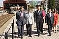 Rodríguez Zapatero visita la nueva estación del AVE.jpg