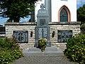 Rohr, Wendelinusstr. 1; kath. Pfarrkirche 4, Kriegerdenkmal.jpg