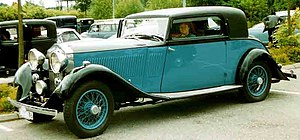 Rolls-Royce 20/25 - Image: Rolls Royce 20 25 HP Coupe 1933
