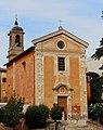 Roma, chiesa vecchia di San Francesco d'Assisi a Monte Mario - Esterno.jpg