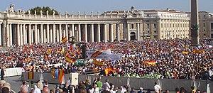 498 Spanish Martyrs - Piazza San Pietro
