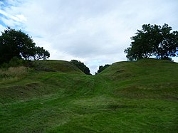 Roman Vallum of the Antonine Wall, Scotland.jpg