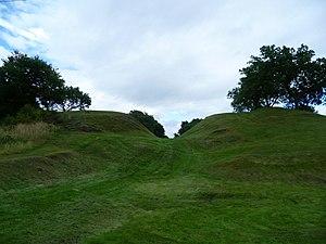 Antonine Wall - Antonine Wall near Falkirk