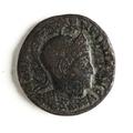 Romerskt mynt, 320-tal - Skoklosters slott - 110714.tif