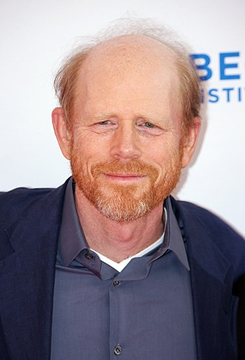 English: Ron Howard at Tribeca Talks After the...
