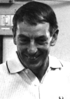 Ron Tauranac - Ron Tauranac at the 1971 Monaco Grand Prix