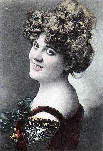 Rosa Grünberg - Rosa Grünberg in 1904