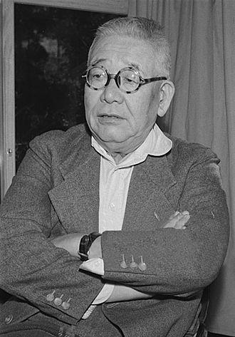 Rosanjin - Rosanjin in 1954