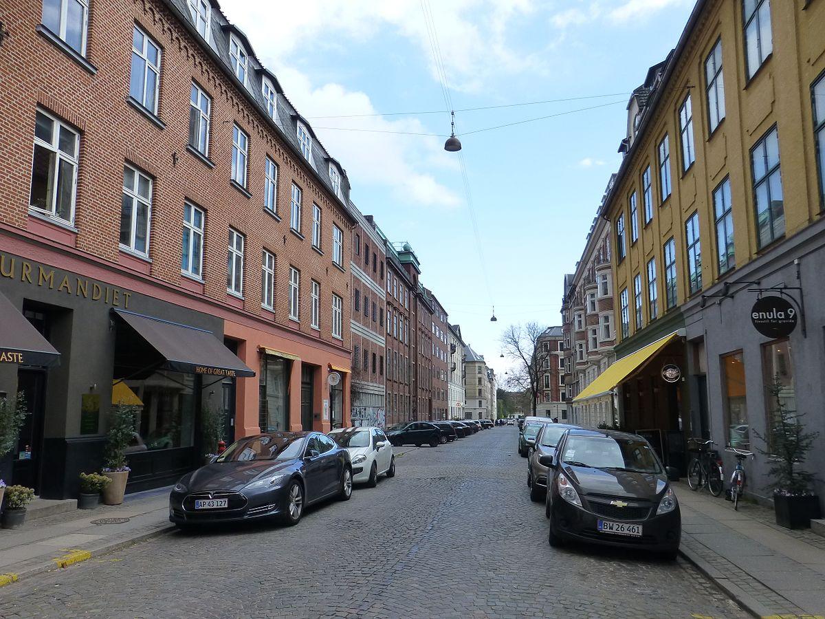 parti erotisk rødt hår i København