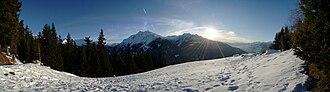 La Rosière, Savoie - Image: Rosiere
