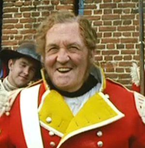 Norman Rossington - Norman Rossington in Sharpe's Regiment (1996)