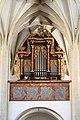 Rottenmann - Pfarrkirche hl. Nikolaus, Orgel.JPG