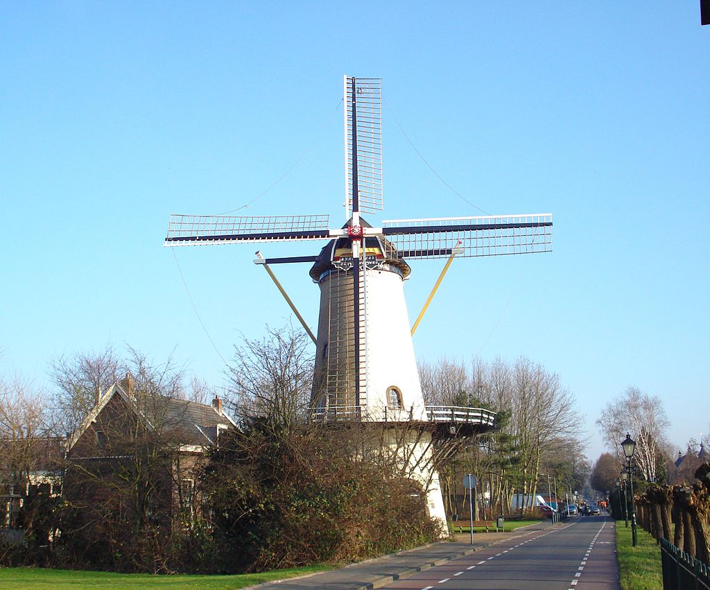 Rotterdam charlois molen de zandweg.jpg