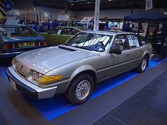 Rover SD1 - North American Rover 3500