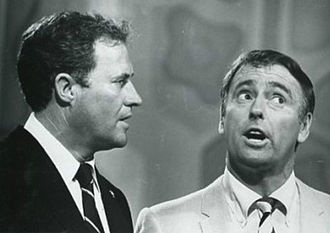 Rowan & Martin's Laugh-In - Dan Rowan and Dick Martin (1968)